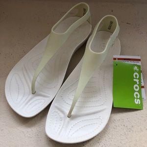Crocs Sexi Flip Gladiator Sandal